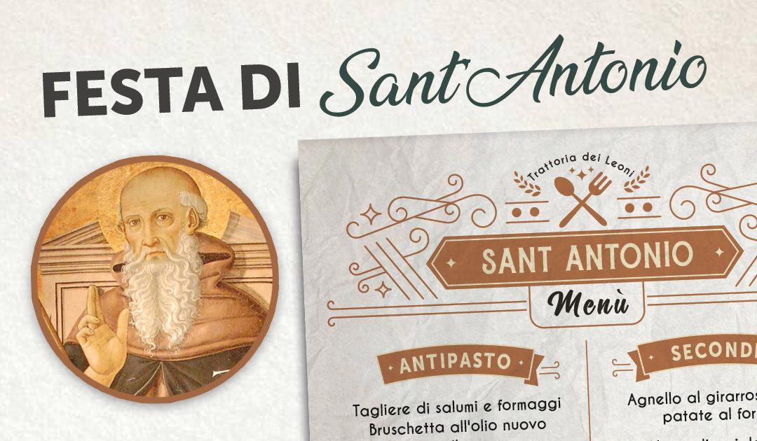 Festa di Sant'Antonio 2020