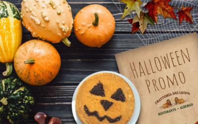 Halloween Night! In arrivo menù speciale e Super Promo!